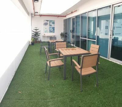 Office Outdoor Balcony