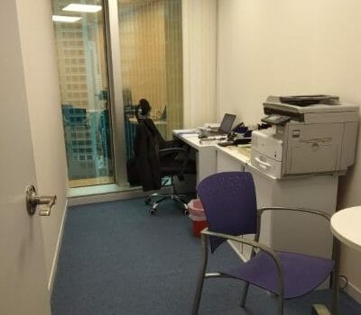 Hong Kong Serviced Office Space