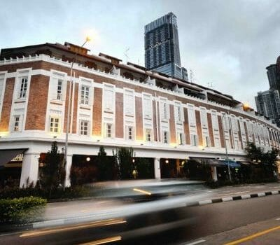 Tanjong-Pagar shophouse office space for rent