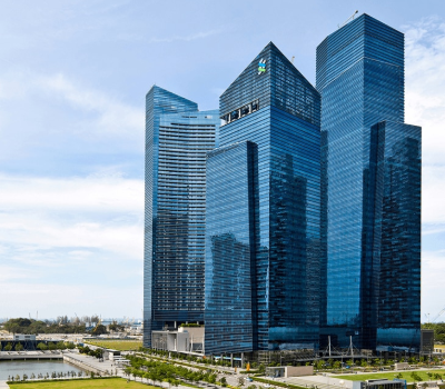 Marina Bay Financial Centre office space for rent