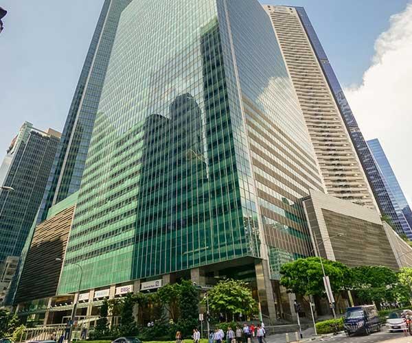 Grade A Office Singapore