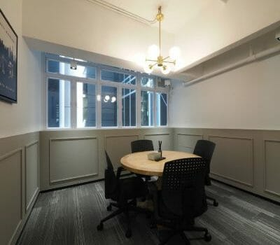 Wong Chuk Hang Office Space