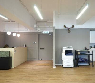Hong Kong Serviced Office