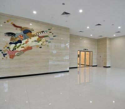 Acer building IBP Lobby