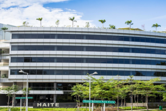 Haite Building- Changi Business Park
