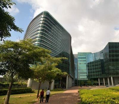 Singapore Office Space Rental