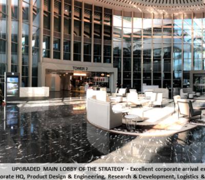 Strategy IBP Lobby