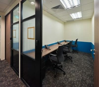 Orchard Road Office Space