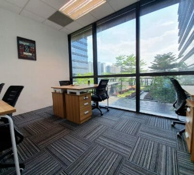 Paya Lebar Square Serviced Office