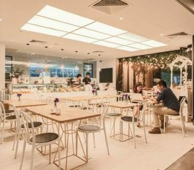 Coworking space Funan Centre
