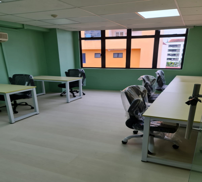 Aljunied MRT- Serviced Office